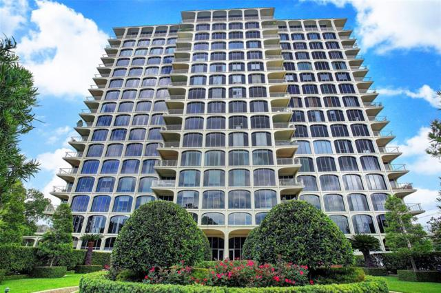 3711 San Felipe 4J, Houston, TX 77027 (MLS #48691813) :: Giorgi Real Estate Group
