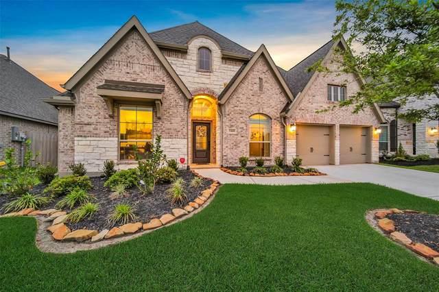 13605 Aspen Ridge Lane, Pearland, TX 77584 (MLS #48695262) :: Christy Buck Team