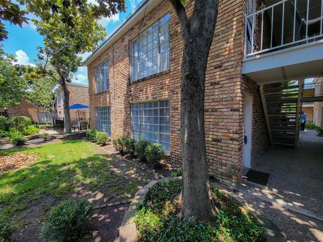 2121 Fountain View Drive #45, Houston, TX 77057 (MLS #48696237) :: Connect Realty