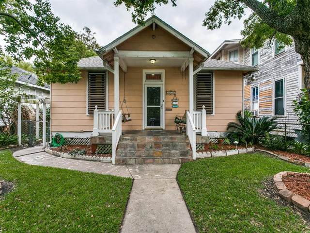 3926 Avenue O 1/2, Galveston, TX 77550 (MLS #48704855) :: Michele Harmon Team