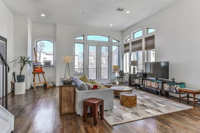 4203 Schuler Street, Houston, TX 77007 (MLS #4871656) :: Green Residential