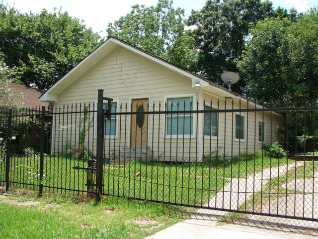 4724 Park Drive, Houston, TX 77023 (MLS #48717655) :: Magnolia Realty