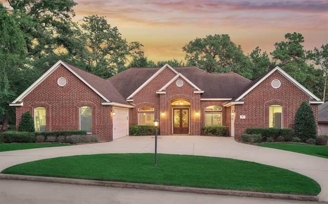 28 Melrose Drive, Montgomery, TX 77356 (MLS #48723272) :: Michele Harmon Team