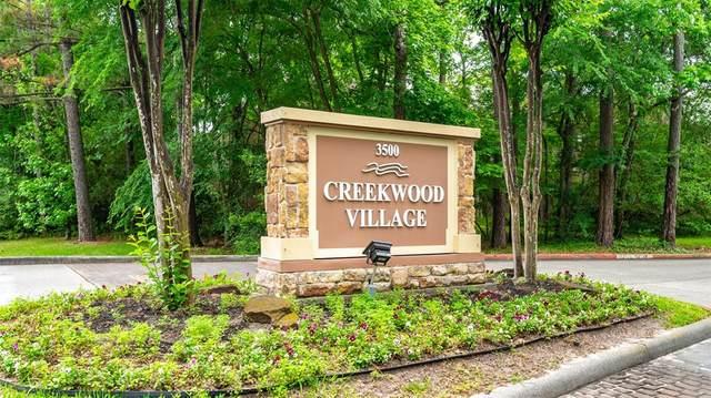 3500 Tangle Brush Drive #38, The Woodlands, TX 77381 (MLS #48723304) :: Giorgi Real Estate Group
