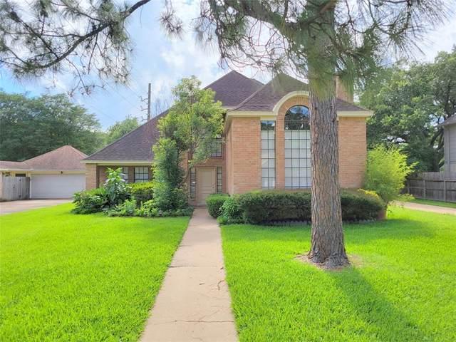 1715 Calveryman Lane, Katy, TX 77449 (MLS #48724253) :: The Home Branch