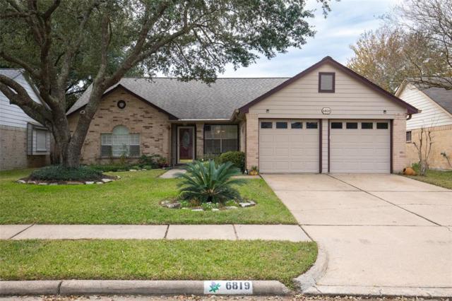 6819 Yardley Dr Drive, Katy, TX 77494 (MLS #48726347) :: Texas Home Shop Realty