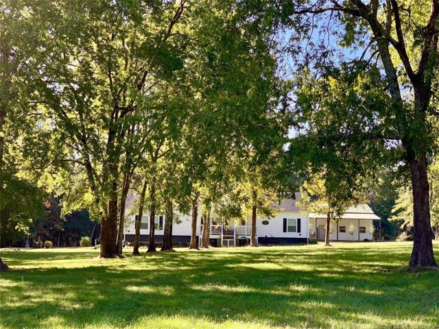 233 Taylor Cemetery Road, Moscow, TX 75960 (MLS #48729016) :: Texas Home Shop Realty