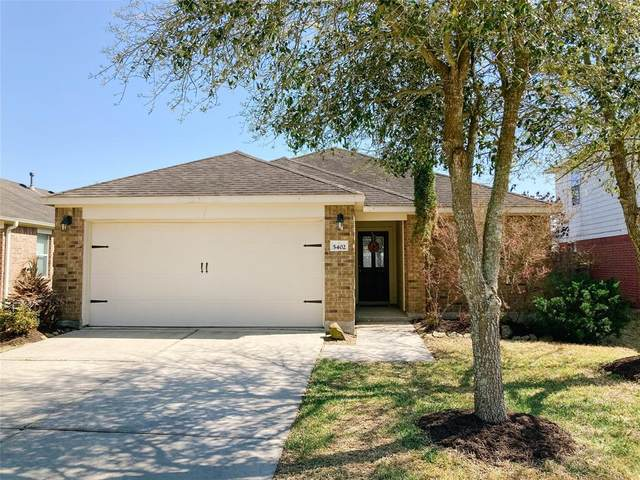 5402 Gibralter Place, Richmond, TX 77407 (MLS #48729951) :: Lisa Marie Group | RE/MAX Grand