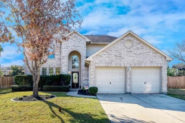 2427 Ballard Court, Spring, TX 77388 (MLS #48737753) :: Texas Home Shop Realty