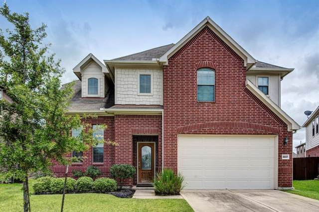 4607 Windmont Drive, Katy, TX 77494 (MLS #48756783) :: Giorgi Real Estate Group