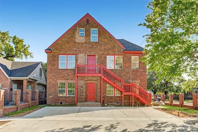 2602 Isabella Street, Houston, TX 77004 (MLS #48761712) :: Green Residential