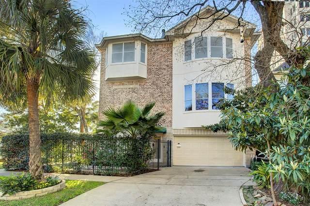 2318 Huldy Street, Houston, TX 77019 (MLS #48763363) :: Ellison Real Estate Team