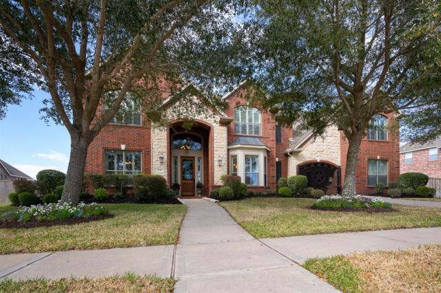 335 Northcliff Ridge Lane, Friendswood, TX 77546 (MLS #48765923) :: The Heyl Group at Keller Williams