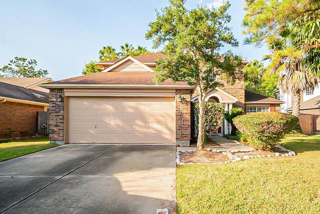 17318 Masonridge Drive, Houston, TX 77095 (MLS #48768723) :: The Andrea Curran Team powered by Compass