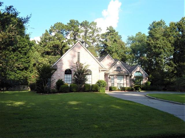 14820 Oak Shores Drive, Willis, TX 77318 (MLS #48769706) :: The Home Branch