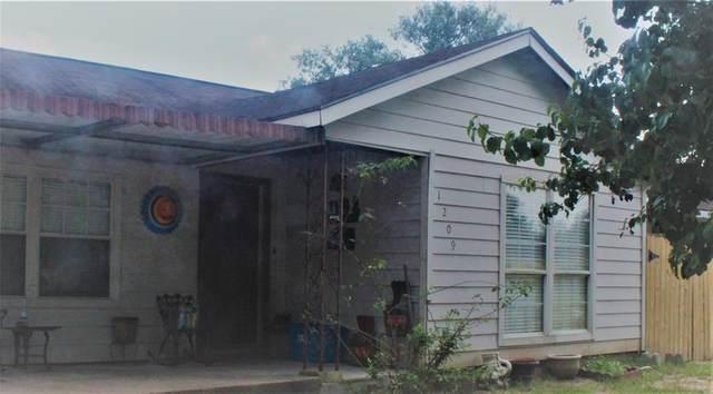 1209 Azalea Court, Pasadena, TX 77506 (MLS #48771805) :: The Freund Group