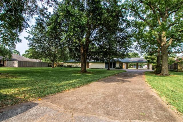 6004 Lakeside Drive, Liberty, TX 77575 (MLS #48774962) :: The Jill Smith Team