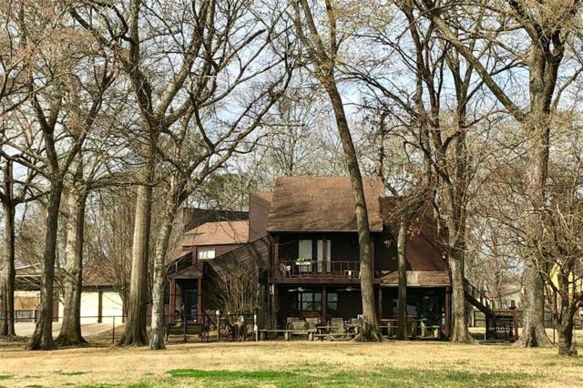 15 Shady Oaks Drive, Huntsville, TX 77320 (MLS #48776007) :: Christy Buck Team