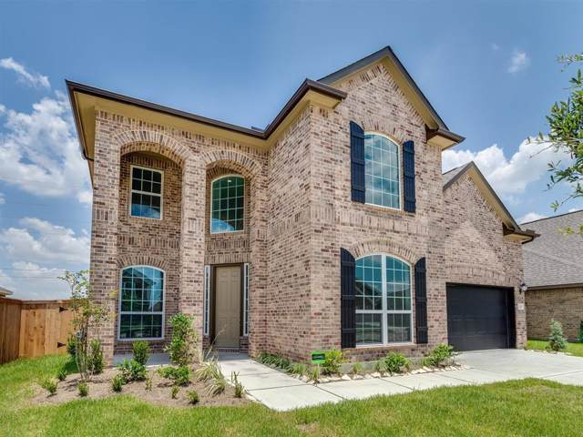 2707 Cutter Court, Manvel, TX 77578 (MLS #48781711) :: Texas Home Shop Realty