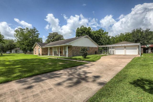 12714 Eiker Road, Pearland, TX 77581 (MLS #48783207) :: Christy Buck Team