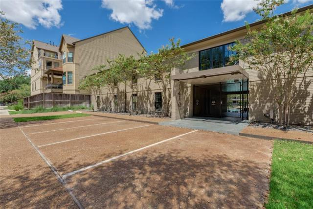 1410 Hyde Park Boulevard #105, Houston, TX 77006 (MLS #48784058) :: REMAX Space Center - The Bly Team