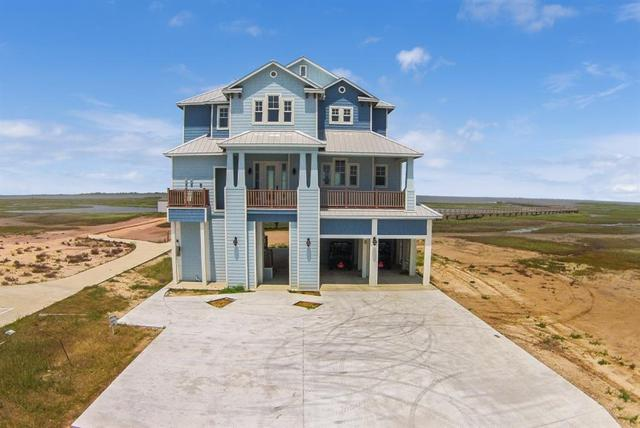 5227 Bluewater Hwy County Road, Freeport, TX 77541 (MLS #48793710) :: The SOLD by George Team