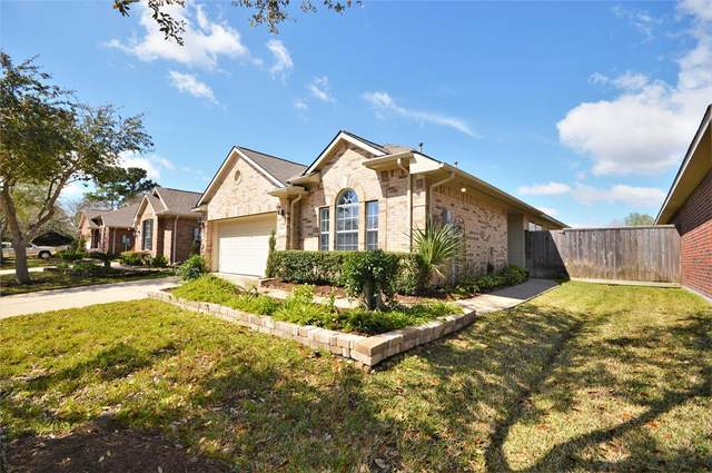 2310 Messina Drive, Pearland, TX 77581 (MLS #4879373) :: The Queen Team