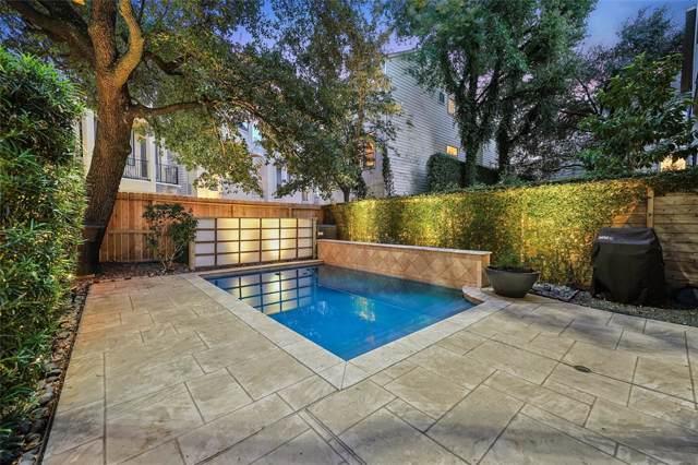 2415 Ralph Street A, Houston, TX 77006 (MLS #48800813) :: Texas Home Shop Realty