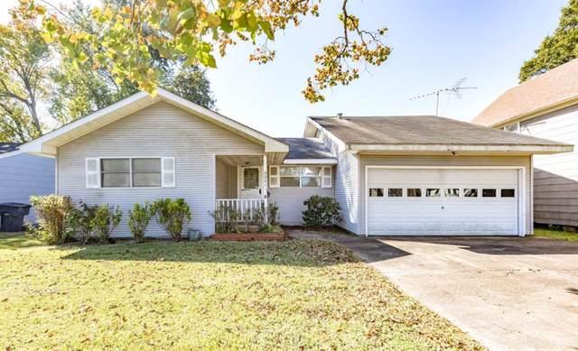 3241 Elm Avenue, Groves, TX 77619 (MLS #48834368) :: Texas Home Shop Realty