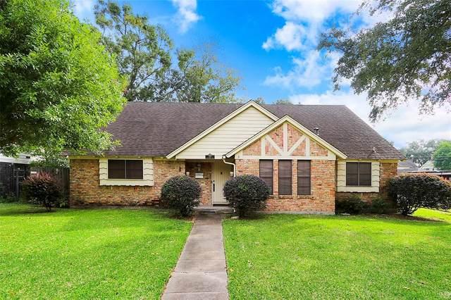 2507 Huckleberry Lane, Pasadena, TX 77502 (MLS #48835345) :: Ellison Real Estate Team