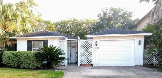 4619 Valerie Street, Bellaire, TX 77401 (MLS #48846220) :: Lerner Realty Solutions