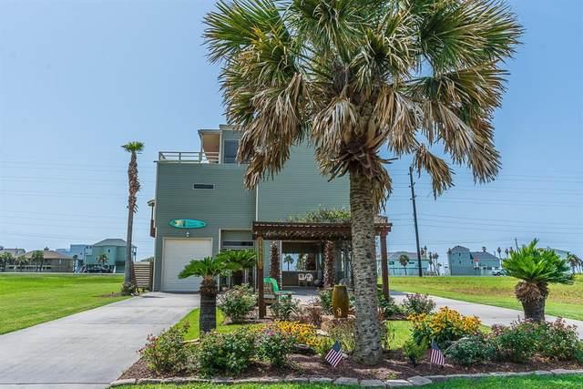 18511 Shaman Drive, Galveston, TX 77554 (MLS #48847781) :: My BCS Home Real Estate Group