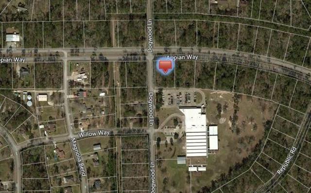 Lot 1 Appian Way, Roman Forest, TX 77357 (MLS #48857131) :: Caskey Realty