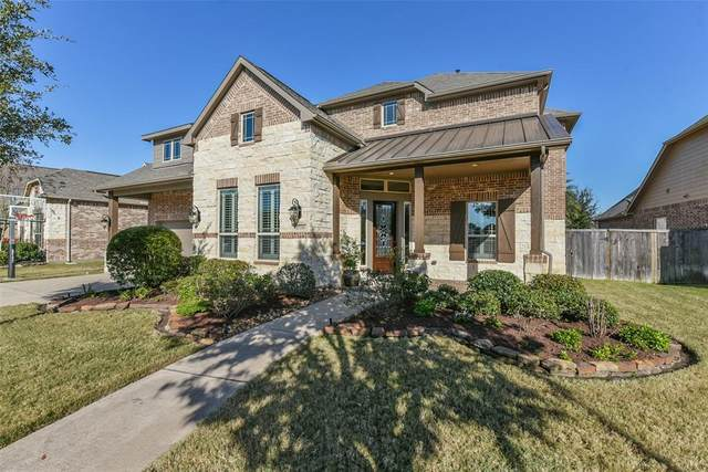 27718 Merchant Hills Lane, Katy, TX 77494 (MLS #48859319) :: The Parodi Team at Realty Associates