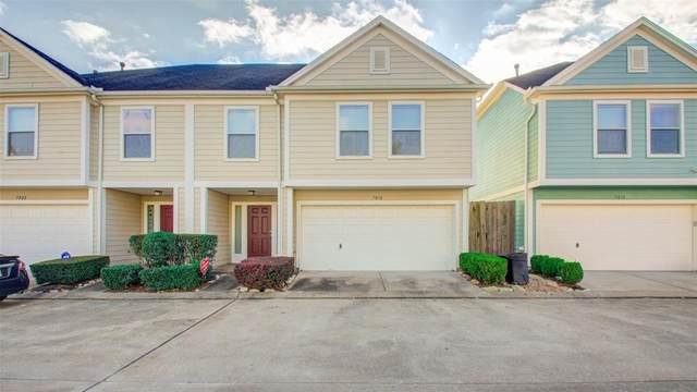 7018 Woodridge Row Drive, Houston, TX 77087 (MLS #48866910) :: Christy Buck Team