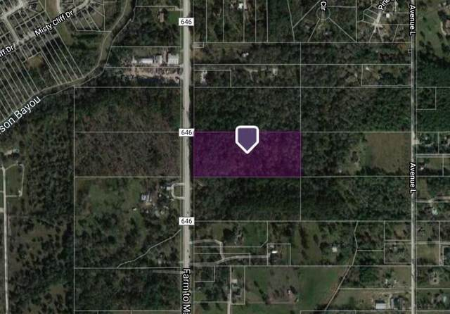 Lot 146 Fm 646, Dickinson, TX 77539 (MLS #48871869) :: Connell Team with Better Homes and Gardens, Gary Greene