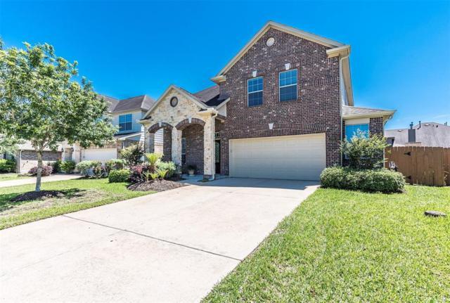 2881 Milano Lane, League City, TX 77573 (MLS #48872943) :: Texas Home Shop Realty