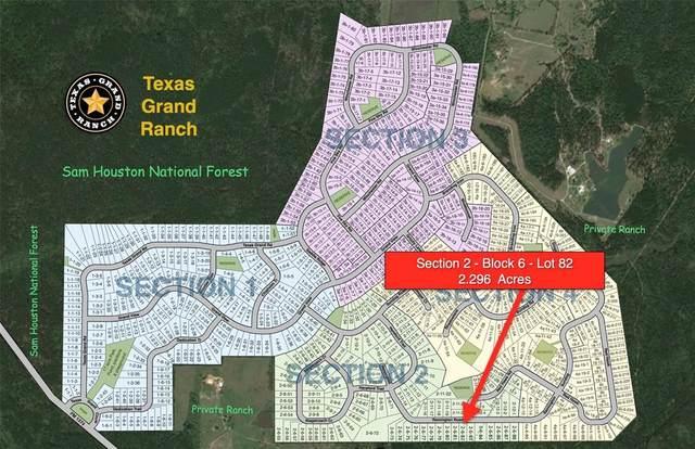 2-6-82 Remington Road, Huntsville, TX 77340 (MLS #48878696) :: The Bly Team