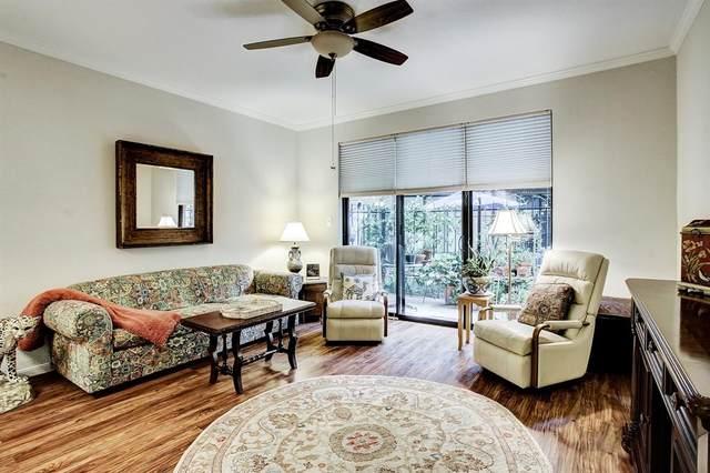 2400 N Braeswood Boulevard #137, Houston, TX 77030 (MLS #48881533) :: The SOLD by George Team