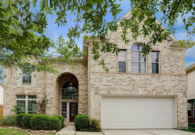 104 Marina Oaks Drive, Kemah, TX 77565 (MLS #48882437) :: Ellison Real Estate Team
