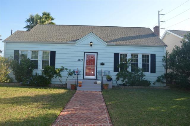 5223 Avenue O, Galveston, TX 77551 (MLS #48886788) :: Magnolia Realty