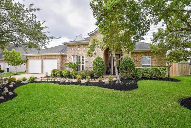 11904 Eden Creek Drive, Pearland, TX 77584 (MLS #48894999) :: Texas Home Shop Realty