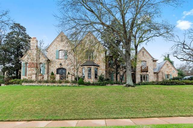 543 Park Heights Circle, Tyler, TX 75701 (MLS #48896004) :: CORE Realty