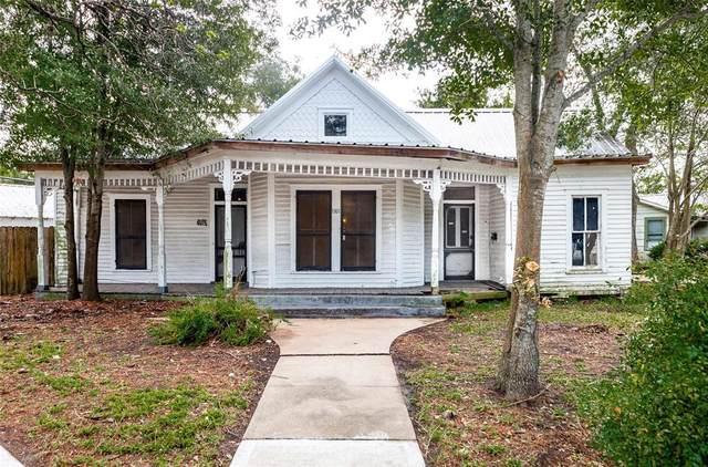1101 4th Street, Rosenberg, TX 77471 (MLS #48899608) :: The SOLD by George Team