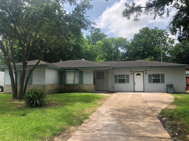 809 Horncastle Street, Channelview, TX 77530 (MLS #48906881) :: The Queen Team