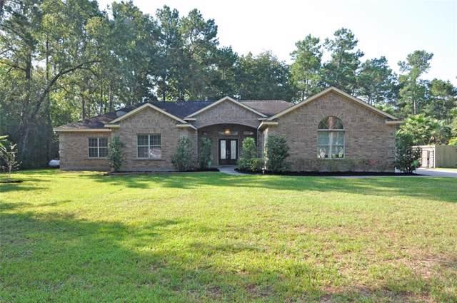 23060 Volga Drive, Porter, TX 77365 (MLS #48910796) :: Texas Home Shop Realty