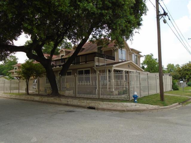 5201 Chapman Street, Houston, TX 77009 (MLS #48914667) :: Texas Home Shop Realty