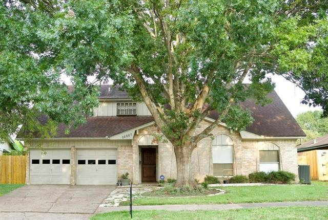 10507 Silkwood Drive, Houston, TX 77031 (MLS #48916769) :: The SOLD by George Team