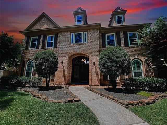 2215 Bens View Trail, Houston, TX 77339 (MLS #48918399) :: Bray Real Estate Group