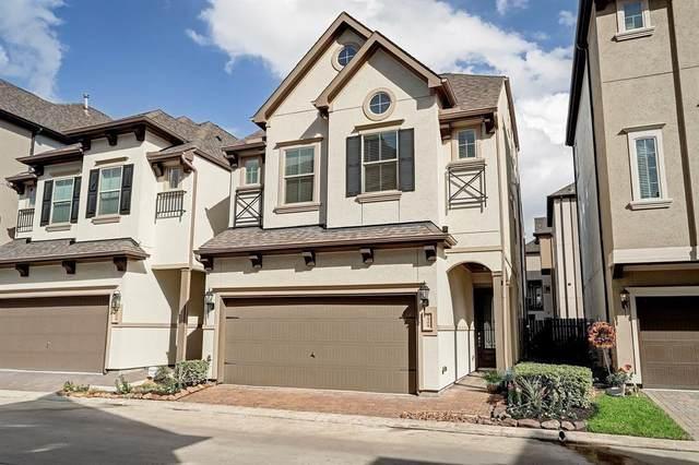 1508 Grayson Oaks Place, Houston, TX 77043 (MLS #48920462) :: The Bly Team